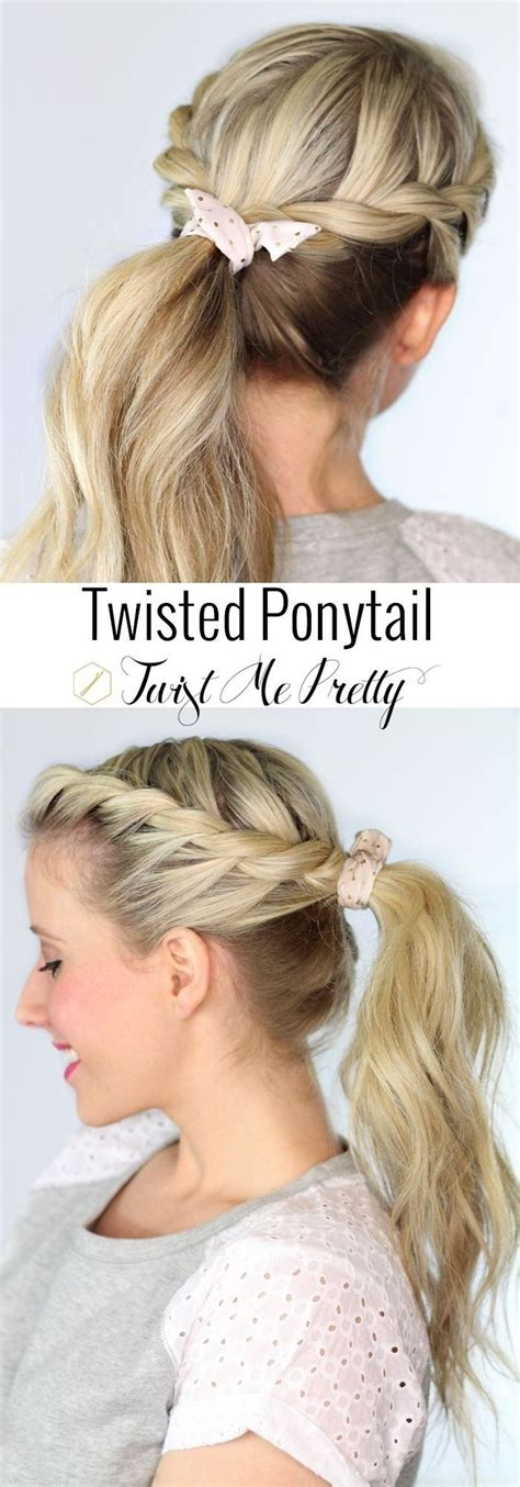 t ponytail hairstyles for hair 20 ponytail hairstyles discover ponytail ideas now cute