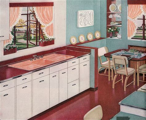 retro kitchen tiles 1947 american standard kitchen mid century kitchen 1947