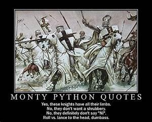 Mighty Python Q... Monty Python Food Quotes