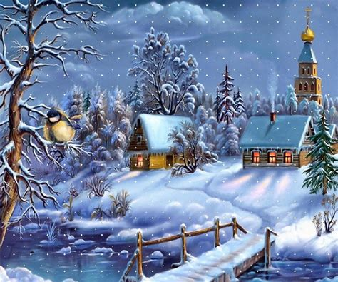 Free Animated Snow Falling Wallpaper - snow falling wallpaper or screensavers wallpapersafari
