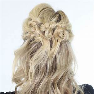 Our Favorite Prom Hairstyles for Medium Length Hair more