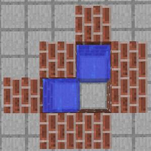 In Minecraft How Do You Make An Infinite Waterlava