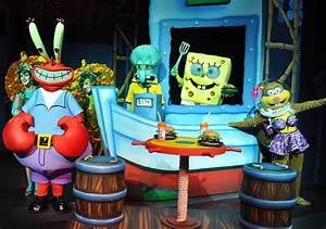 » Shows – Spongebob Squarepants LIVE!