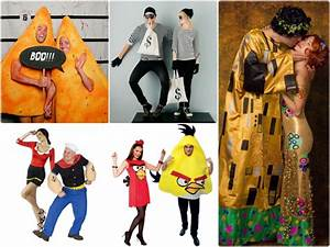 Paar Kostüme Fasching witzige ideen f r ein kost m f r