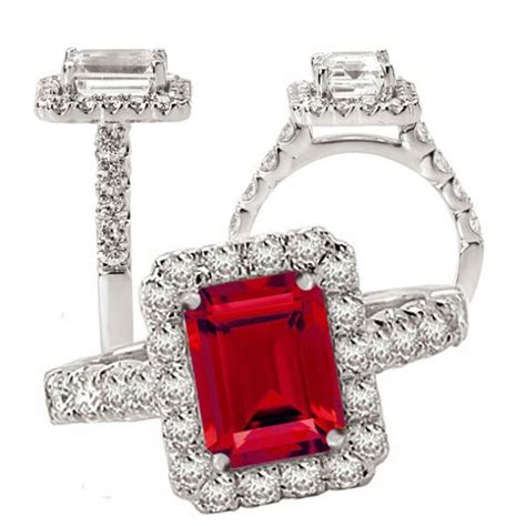 calling all ruby or garnet e ring wearers not as sure as