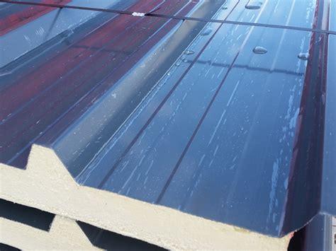 sandwichplatten dach unterkonstruktion sandwichplatten dach unterkonstruktion fotostrecke montage pfannenprofilblechen der neue