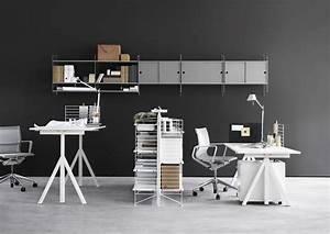 Meuble Vide Poche : vide poche string works pour meuble de rangement blanc ~ Teatrodelosmanantiales.com Idées de Décoration