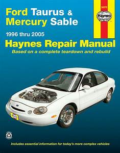 Wiring Diagram Manual For 1996 Mercury Sable