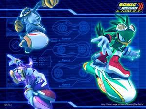 Sonic Riders: Zero Gravity | Sonic the hedgehog | Pinterest