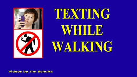 Texting While Walking Can Be Dangerous  Youtube. Infant Percentile Growth Chart. Compare Life Insurance For Over 50s. Recessed Lights Installation. Antidepressants That Don T Cause Weight Gain. Define The Enlightenment Period. Trouble Ticket Tracking Software. Nursing School In Lancaster Pa. Burlington Assisted Living Fine Art Shipping