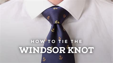 Perfect tie knot erieairfair how to tie a perfect windsor knot youtube ccuart Image collections