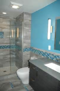 industrial kitchen faucet master bath blue glass mosaic accent tile