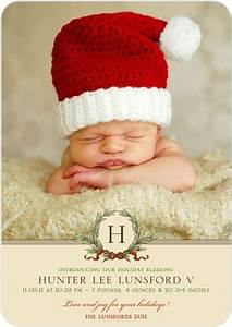 Best 20 Christmas Birth Announcements ideas on Pinterest