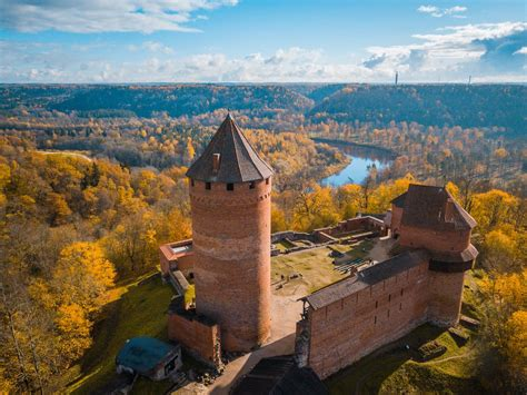 Best places to go in Estonia, Latvia, and Lithuania