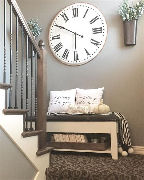 How To Decorating Clocks by 40 Rustic Wall Decor Diy Ideas 2017