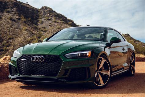 2018 Audi Rs5 Sport Coupe • Gear Patrol