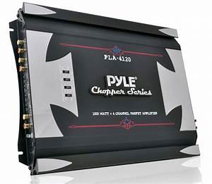 Pyle - Pla4120 - Marine And Waterproof