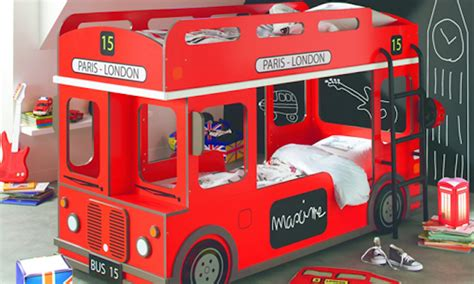 chambre cars complete lit voiture pour garçon chambre enfant