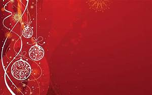 HD Red Christmas Backgrounds | Full HD Pictures