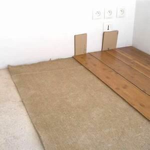 Sous Couche Parquet Flottant 10mm : isolation phonique et acoustique eco logis ~ Nature-et-papiers.com Idées de Décoration