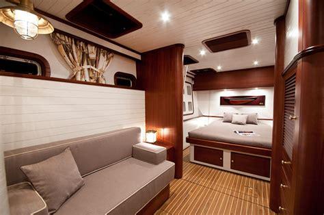 Catamaran Interior by Sunreef Luxury Catamarans Ny Sunreef Yachts Island