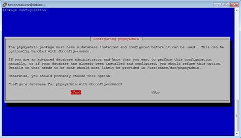 install phpmyadmin in ubuntu or debian linux