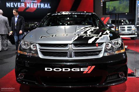 nyias  mopar dodge avenger rally car