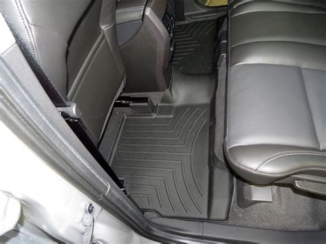 Weathertech Floor Mats 2008 F250 by 2008 Ford Escape All Weather Floor Mats Classicnewcar Us