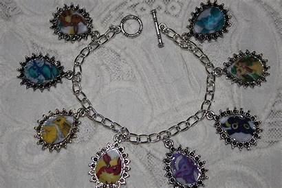 Eevee Evolutions Bracelet Charm Evolution Fanpop Fan