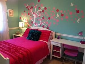 Girl bedroom diy for designs 25 teenage room decor ideas25 for The ideas for teen bedroom decor