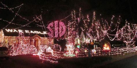 clark griswold lives crestline home ablaze  christmas