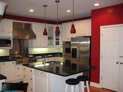 17 Best Kitchen Ideas Red on Pinterest   Red kitchen