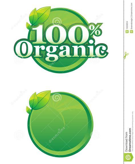organic logo  template eps stock images image