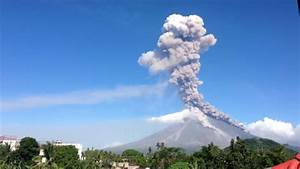 Time-lapse video captures power of Mayon volcano Video ...