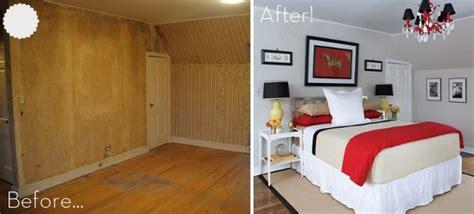 Bedroom Makeovers-transform A Boring Room Into A