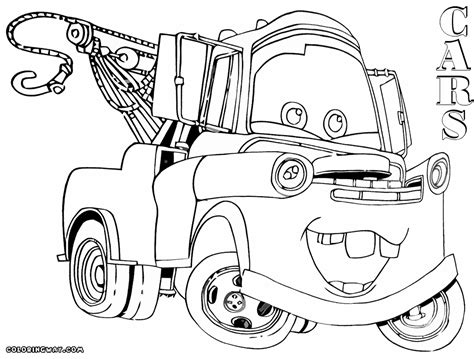 Cars coloring pages Coloring pages to download and print