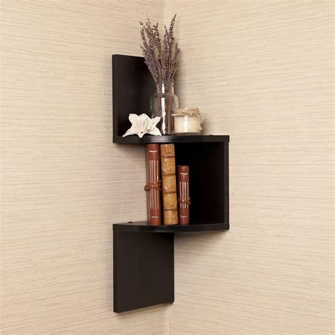 corner tv shelf cable box corner wall mount shelf