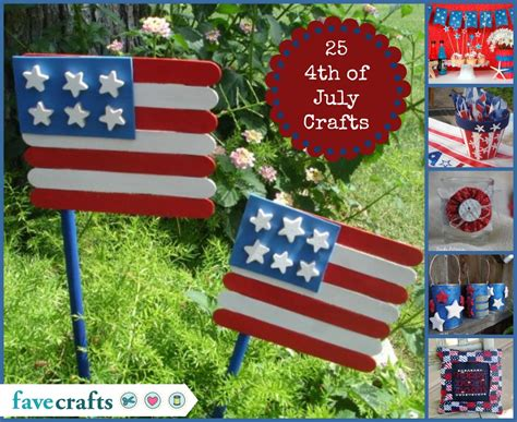 crafts for 4th of july july party crafts
