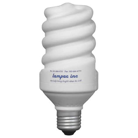 energy saver light bulb stress promotional energy