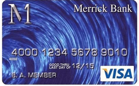 For a basic card, i'll take it! Merrick Bank Credit Cards - Insurance Gist
