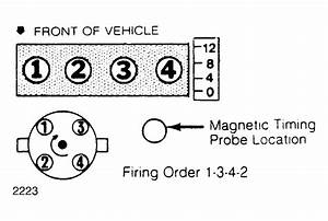 Firing Order For 4 Cylinder 1993 Plymouth Acclaim