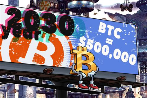 Bitcoin cash will rise to $20,000 within the year of 2027. Bitcoin Price at $500,000 by 2030: African Projection