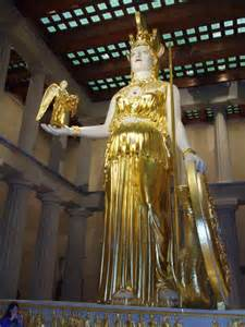 Temple Athena Parthenon Nashville
