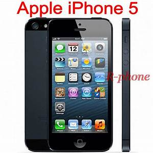 Iphone 5 Original : unlocked original apple iphone 5 rom 16gb 32gb 64gb ~ Jslefanu.com Haus und Dekorationen