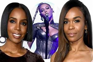 Kelly Rowland talks Destiny's Child reunion as she hangs ...