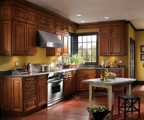 Schrock Cabinetry  Traditional  Kitchen  Boston  By