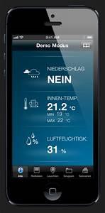 Rolladensteuerung Per App : iphone app f r rollladensteuerung jalousiesteuerung lichtsteuerung ~ Frokenaadalensverden.com Haus und Dekorationen