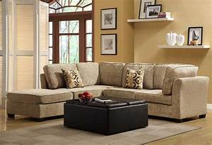 homelegance burke sectional sofa set c brown beige With c sectional couches