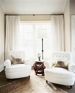 Moderne Wohnzimmer Vorhänge : 50 moderne gardinenideen praktische fenstergestaltung ~ Sanjose-hotels-ca.com Haus und Dekorationen