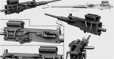 the documents of a three dimensional artist browning m2